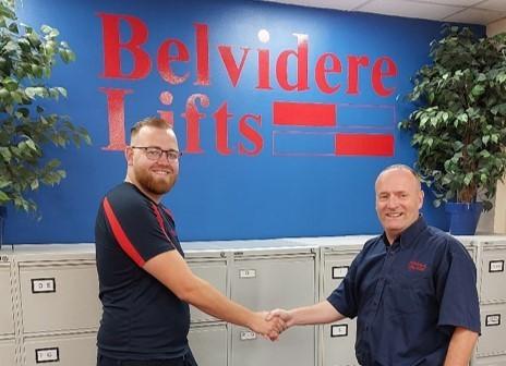 Spotlight on Belvidere Lifts
