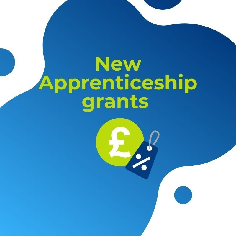 New Apprenticeship grants available from September 1 2020 - January 31 2021