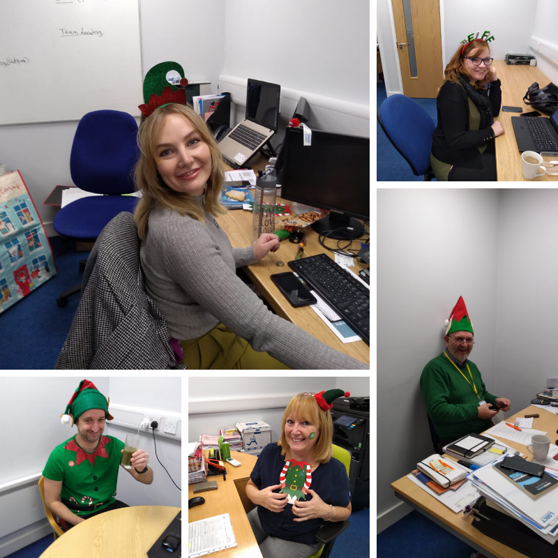 SBC Training Elf Day