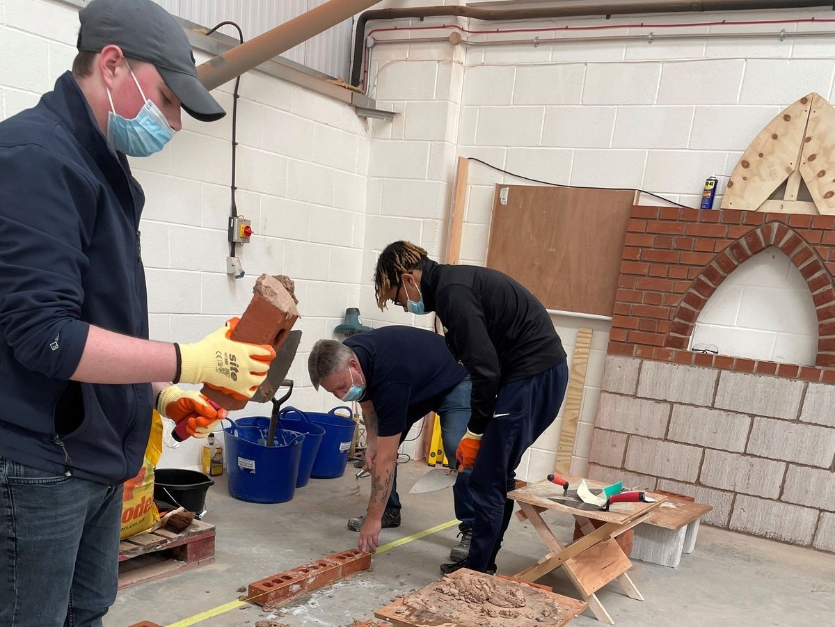 New construction training centre helping to meet skills shortfall