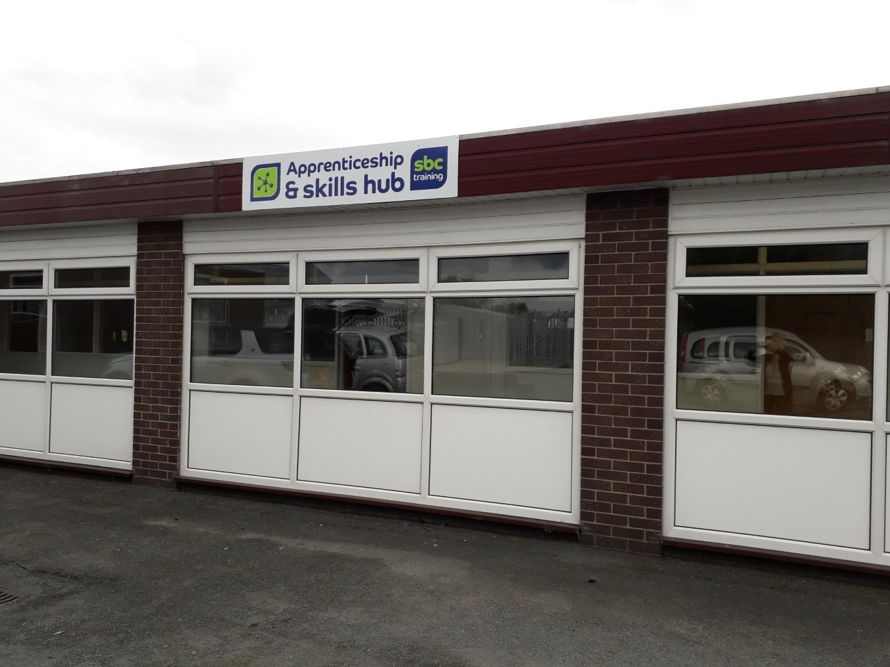 New training facility in Oswestry
