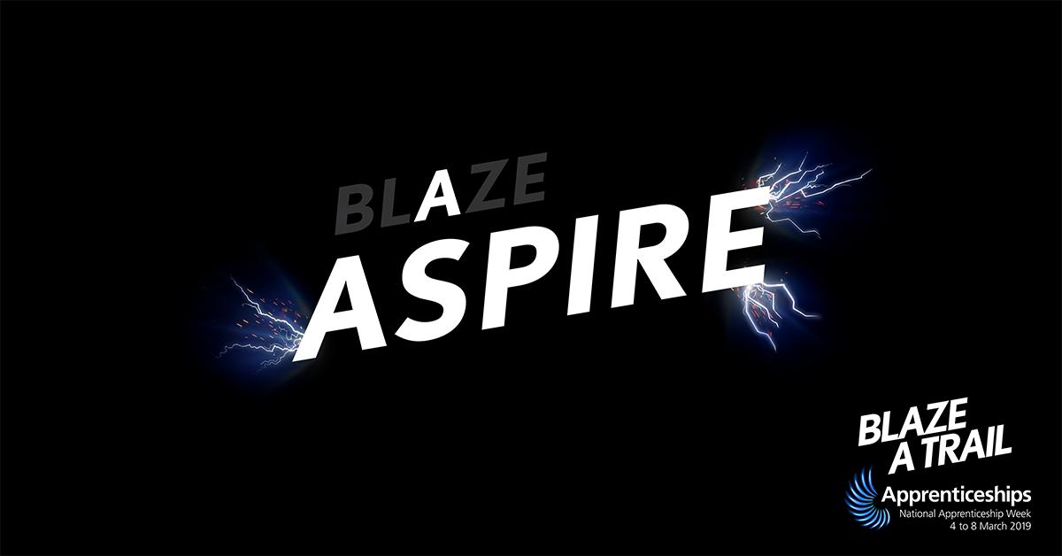 Blzae a Trail - Aspire