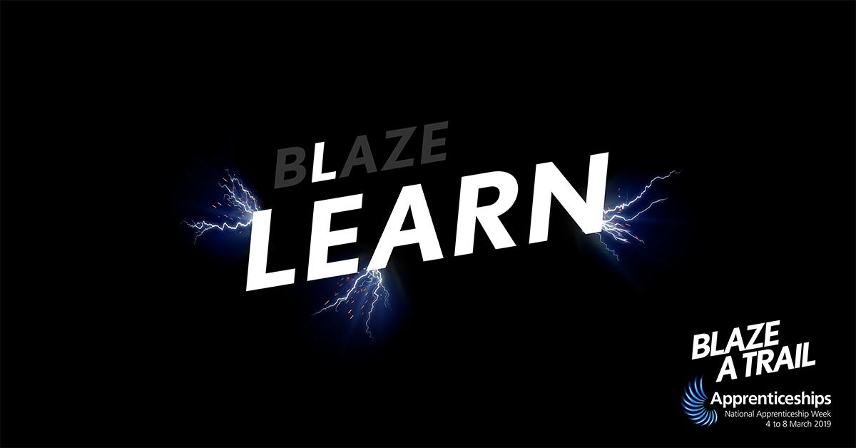 Blaze a Trail - Learn