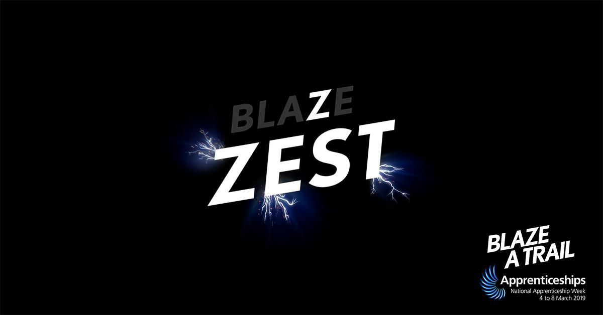 Blaze a Trail - Zest