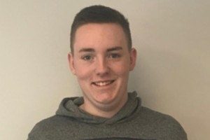 Jake Crutchley - Engineering Apprentice off to University